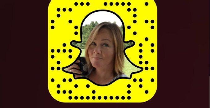 Me on Snapchat