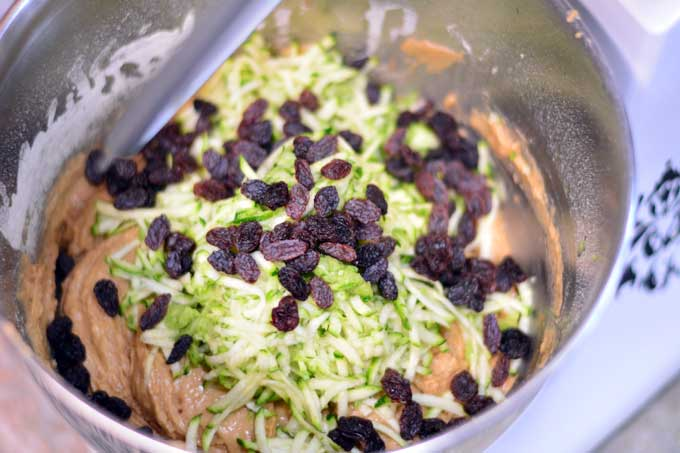 Mom's Zucchini Bread - a delicious way to use up some of that abundant garden zucchini! Get the recipe from Cosmopolitan Cornbread