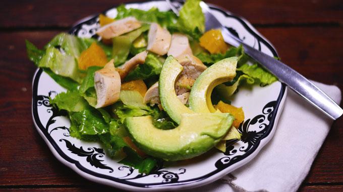Tequila Chicken Salad