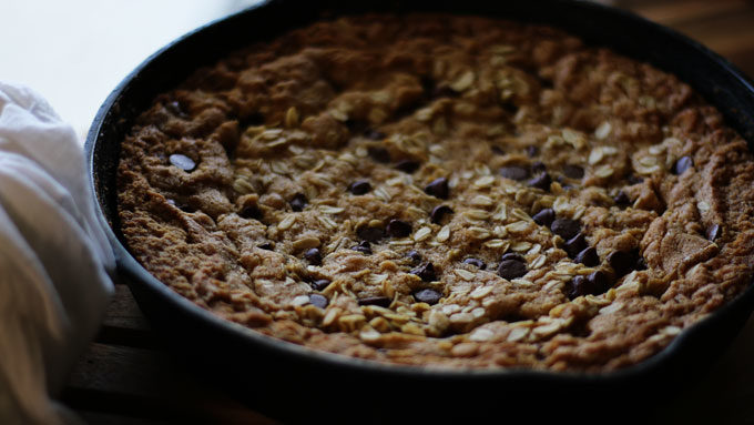 Super Skillet Cookie