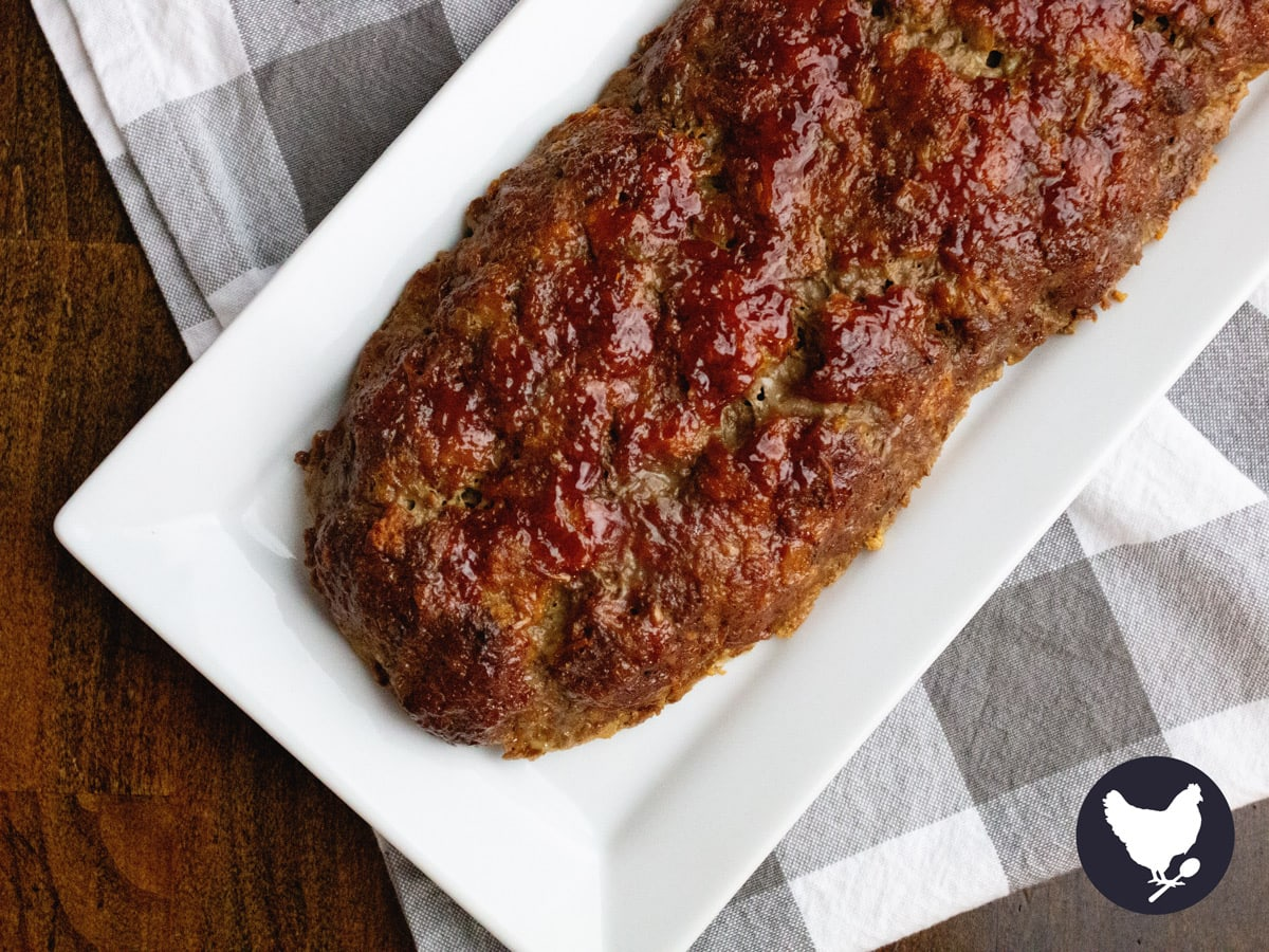 How to make the Best Meatloaf that your whole family will love! A delicious homemade, classic meatloaf recipe from Cosmopolitan Cornbread.