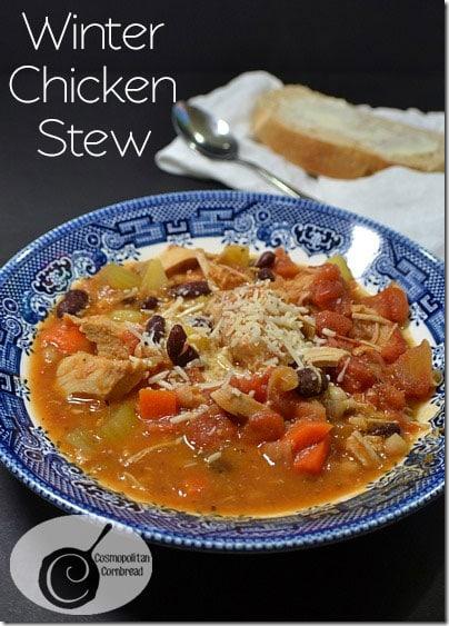 Winter Chicken Stew