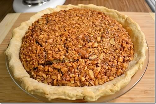 Maple Walnut Pie | Cosmopolitan Cornbread