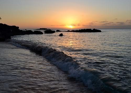Waimea Bay in Hawaii | Cosmopolitan Cornbread