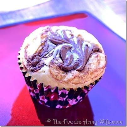 Nutella Muffins | Cosmoplitan Cornbread