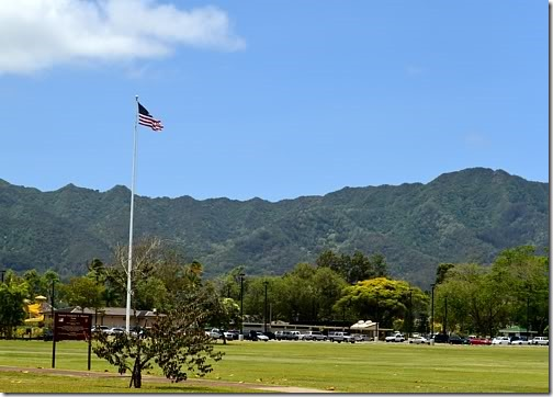 Schofield Barracks Hawaii Food Court
