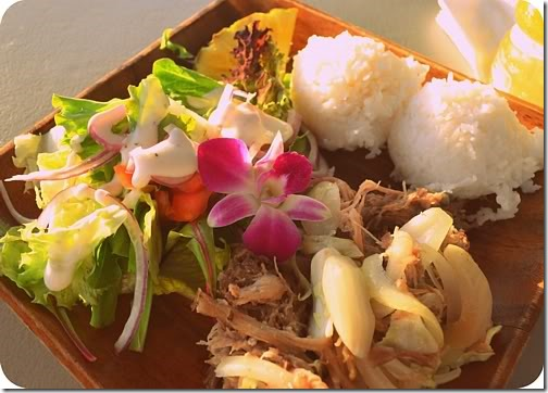 Kalua Pig –  Hawaiian Pork