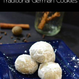"""Pfeffernussen – German """"Pepper Nut"""" Cookies"""