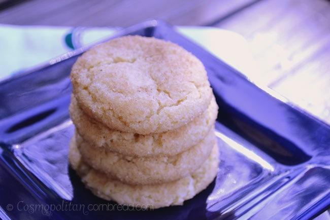 How to make delicious homemade Snickerdoodles from Cosmopolitan Cornbread
