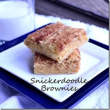 SnickerBrownies