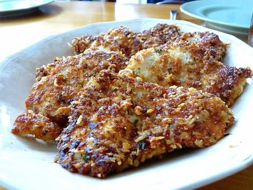 Picnic Chicken is delicious, bread chicken fillets with great flavor, and a family favorite.
