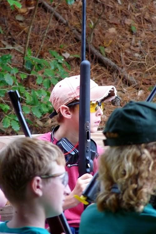 Kids & Guns: The Rifle Range
