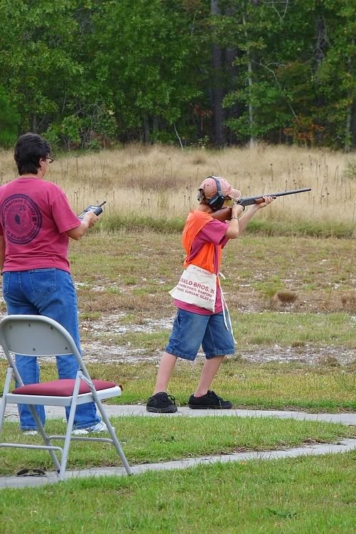 Kids & Guns: The Shotgun Range