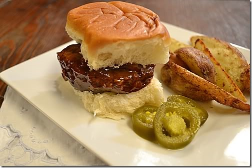 Whiskey Sliders