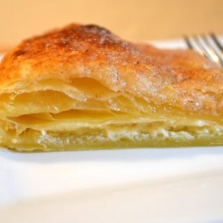 Cheesecake Pastry from The Foodie Army Wife