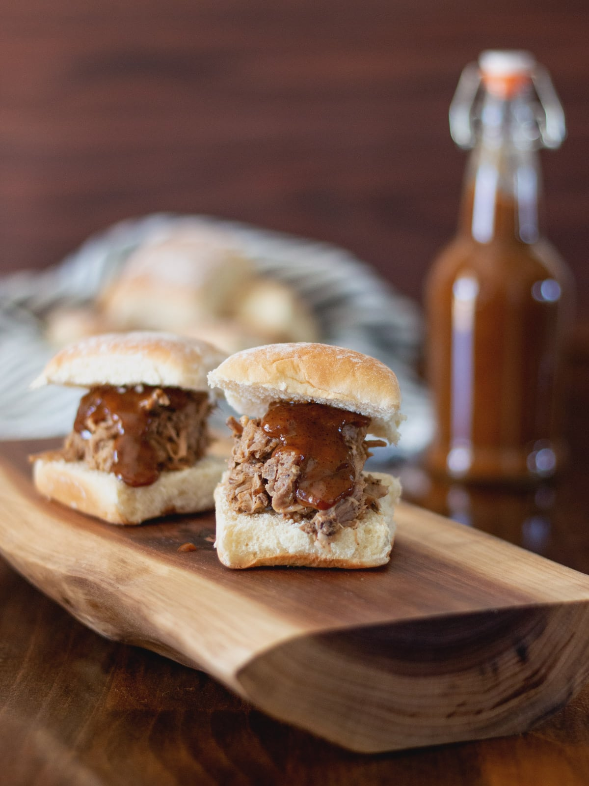 Carolina Style BBQ Pulled Pork