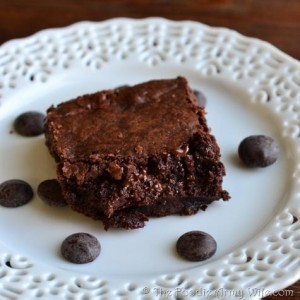 The best Chewy Brownies you'll ever eat!