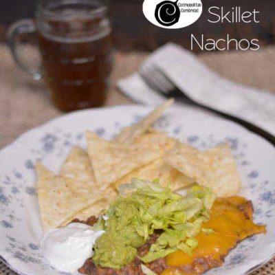 Quick Skillet Nachos