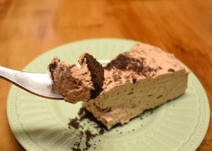 Mocha Cream Pie from The Foodie Army Wife