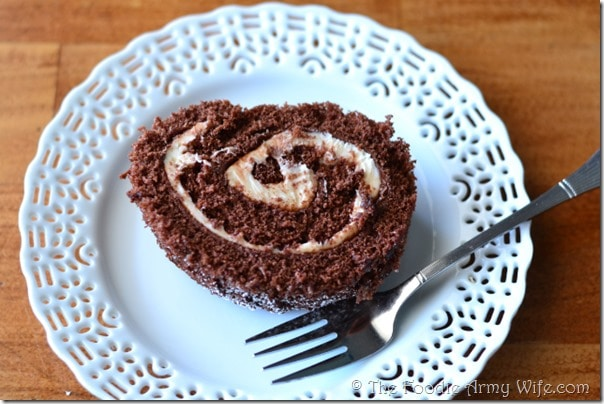 Decadent Chocolate Cake Roll
