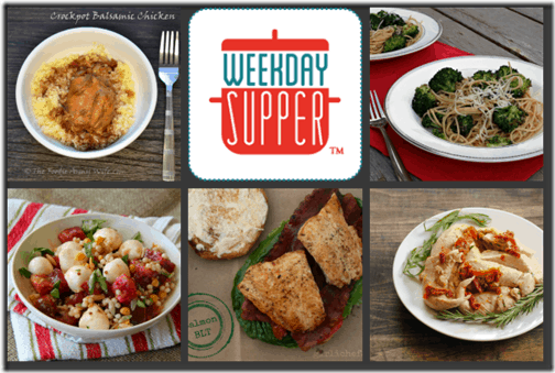 Weekday Supper 9_30-10_4
