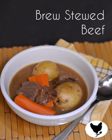 Brew Stewed Beef from Cosmopolitan Cornbread
