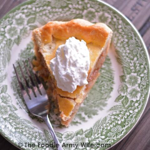 Caramel Apple Pie 2