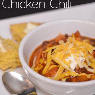 Chunky Chicken Chili