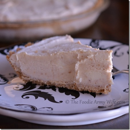 Peanut Butter Pie 3