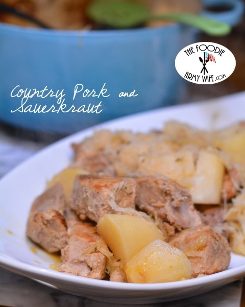 Country Pork & Sauerkraut