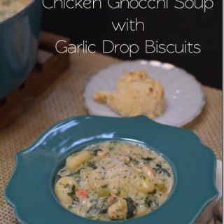 Garlic Drop Biscuits