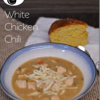 White Chicken Chili   Plus Over 30 More Chili Recipes to Shake off the Chill of Winter