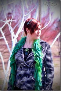 A Photo Shoot at Huntsville Botanical Gardens