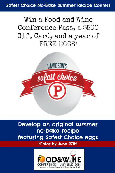 Safest-Choice-No-Bake-Summer-Recipe-Contest-Banner-2