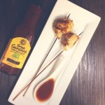 Chicken Lollipops with Jerked Dipping Sauce | @SweetSunshineCT #Giveaway #SummerGrilling