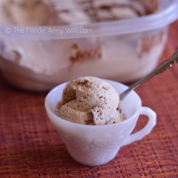 Mocha Latte Ice Cream