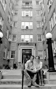Ashton & Jennifer