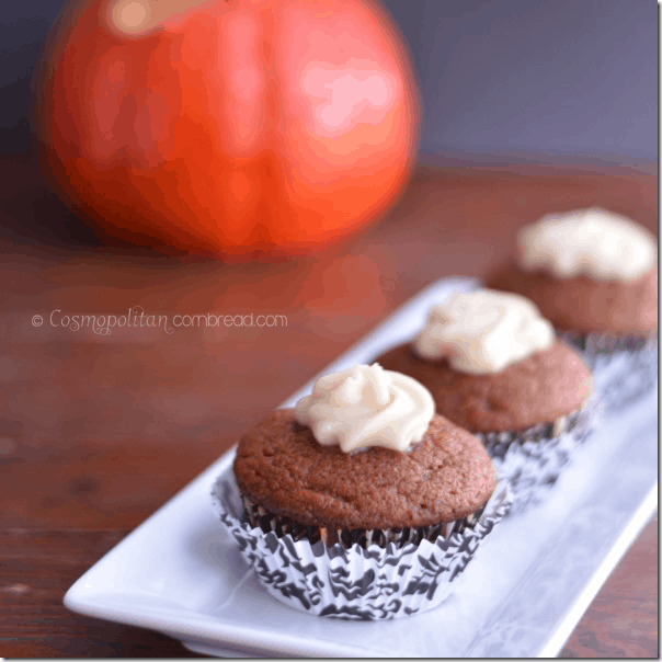 Pumpkin Spice Latte Cupcakes & Over 40 Squash Recipes