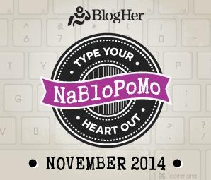NaBloPoMo_November