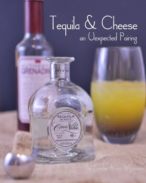 Tequila and Cheese - an Unexpected Pairing