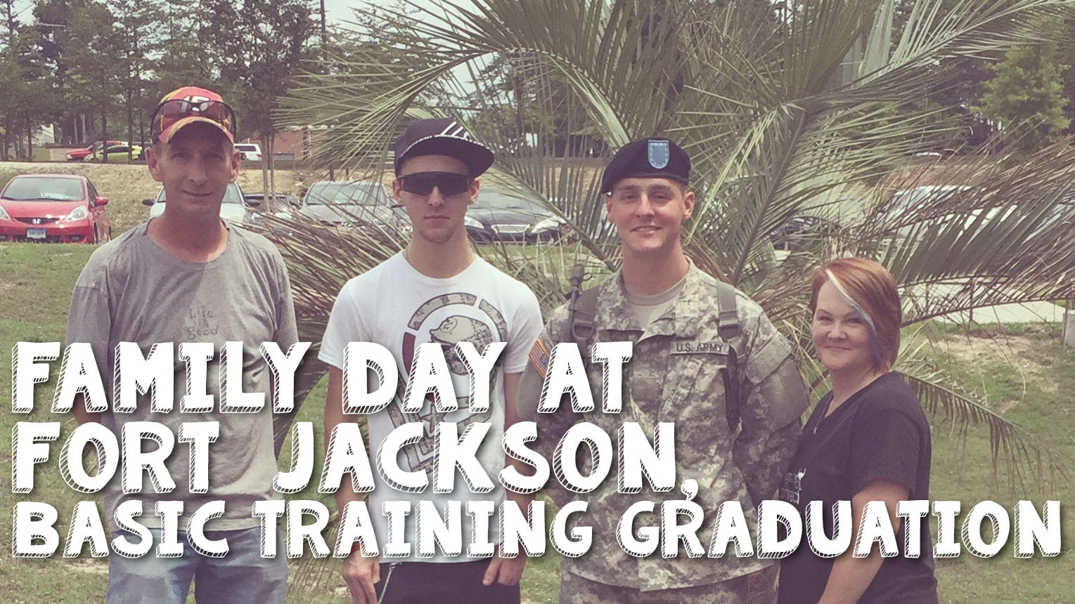 Family Day at Fort Jackson