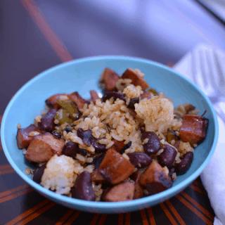 Cajun Sausage Skillet