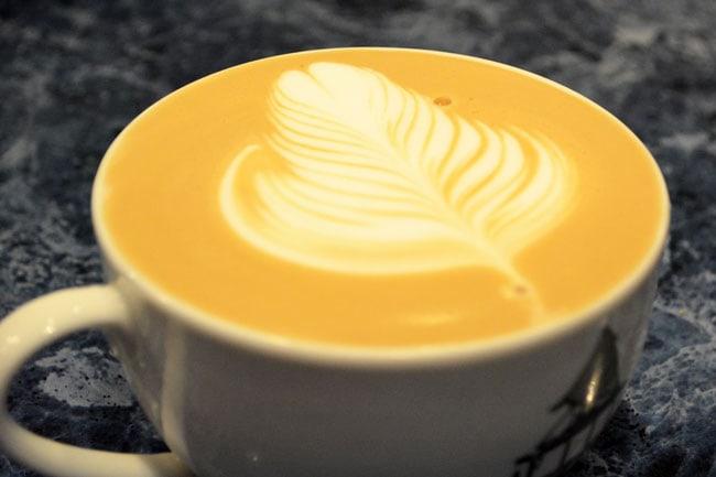 Angel's Island Coffee by Cosmopolitan Cornbread