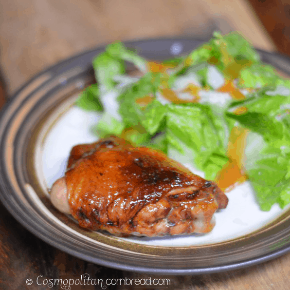 Hawaiian Guava Chicken from Cosmopolitan Cornbread