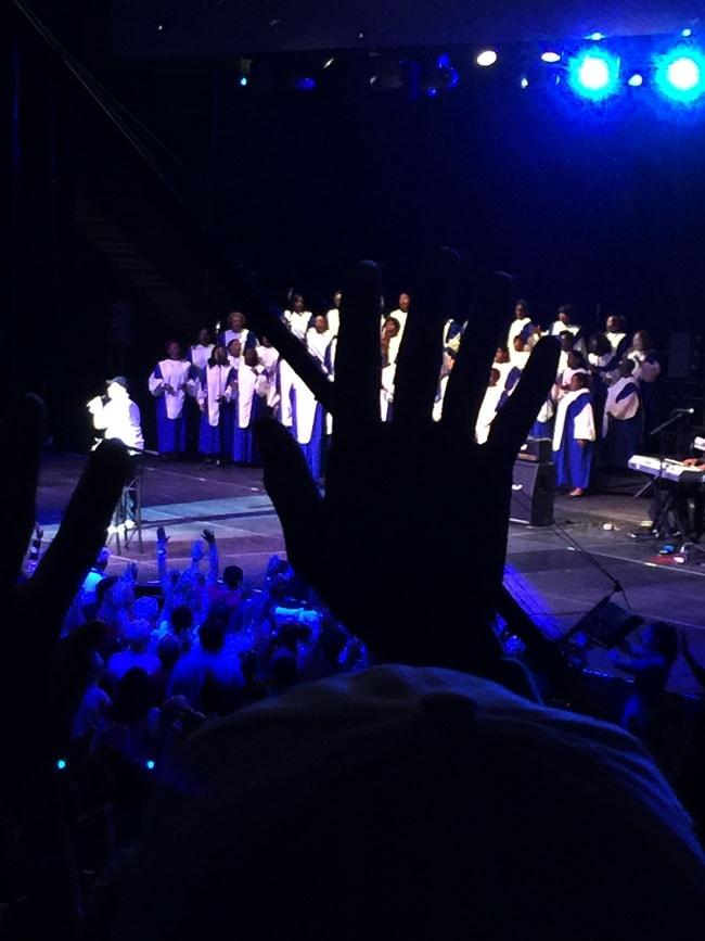 Restoring Unity - Birmingham, Alabama #NeverAgainIsNow