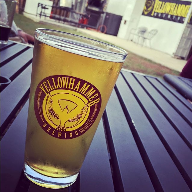 Yellowhammer Brewery