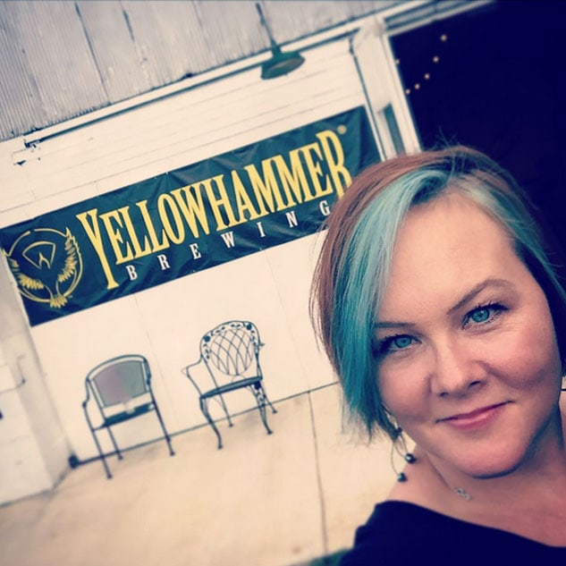 Yellowhammer Brewery in Huntsville, Alabama - Cosmopolitan Cornbread