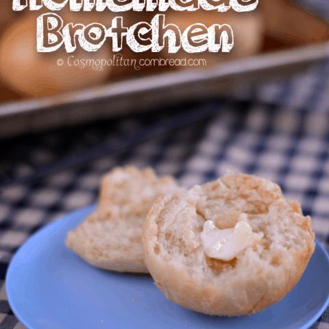 Homemade Brotchen