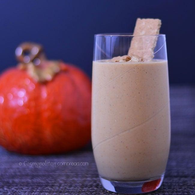 Pumpkin Smoothie from Cosmopolitan Cornbread