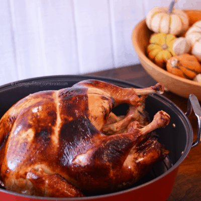 How to Make Perfect Brined & Roasted Turkey